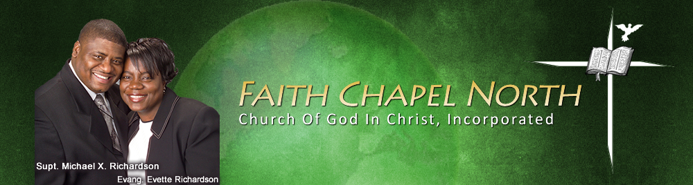Featuring Pastor, Superintendent Michael X  Richardson and