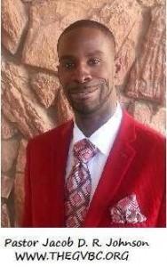 Pastor Johnson