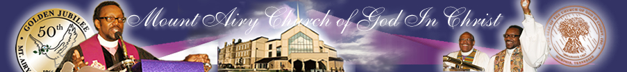 Mount Airy Church of God In Christ