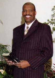 Pastor Dr. William B. Martin II