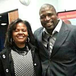 Bishop Gary Johnson Jr. and Carolyn Johnson