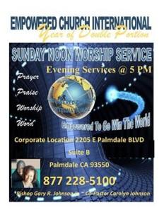 Empowered Church International